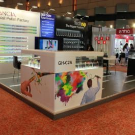 FRANCIA BEAUTY GROUP IN COSMOPROF ASIA 2014