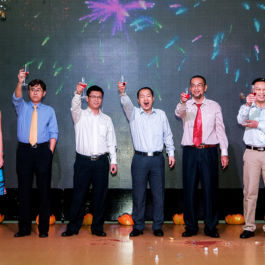 NEW YEAR'S EVE PARTY 2014: SPRING OF CONVERGENCE – SUCCESS OF UNITY