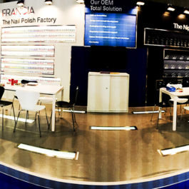 FRANCIA BEAUTY GROUP IN COSMOPROF BOLOGNA 2015