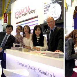 FRANCIA BEAUTY GROUP IN HONG KONG 2016