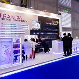 FRANCIA BEAUTY GROUP IN COSMOPROF BOLOGNA 2016